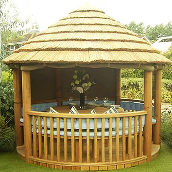 Burfield Tropical Garden House 3m
